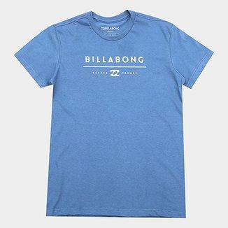 Camiseta Infantil Billabong Unity Masculina be96ec3aa0d