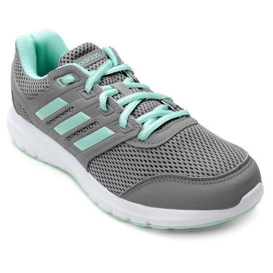 c777fd85ce Tênis Adidas Duramo Lite 2 0 Feminino - Cinza e Azul Claro - Compre ...