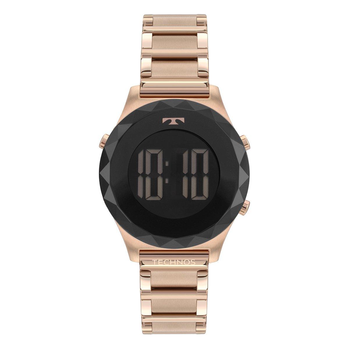 Relógio Technos Crystal Digital BJ3851AA/4P Feminino