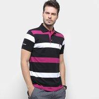 a9883acd83 Camisa Polo Bolinha