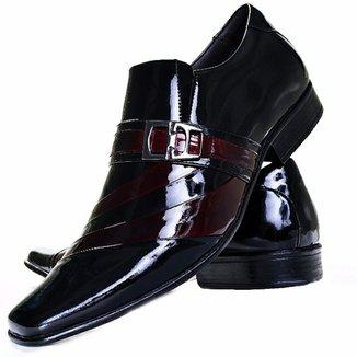 02e2a30e6 Sapato Social Vinho Tamanho 39 - Calçados
