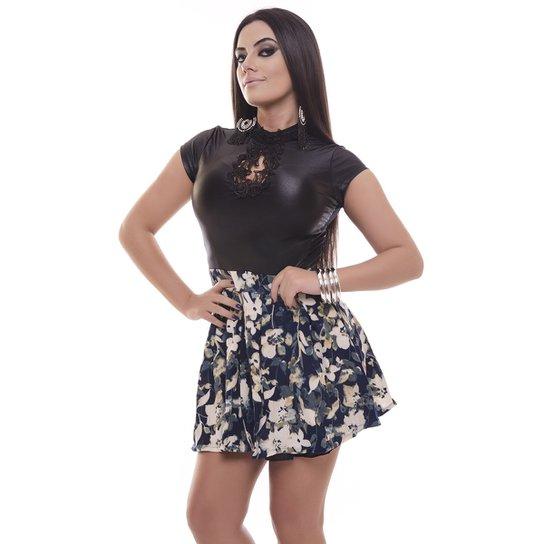 91239025a Vestido Rosa Fina Cirre - Compre Agora | Zattini