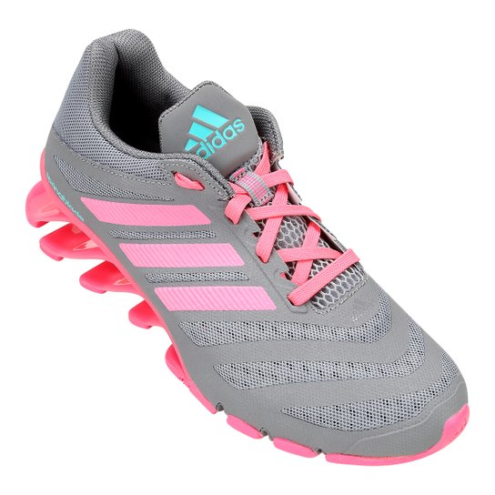 Tênis Adidas Springblade FF Juvenil - Compre Agora  8bda048e81520