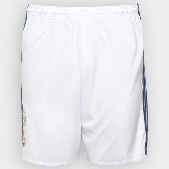 Calção Adidas Real Madrid 16 17 - Compre Agora  823fd26504bfb
