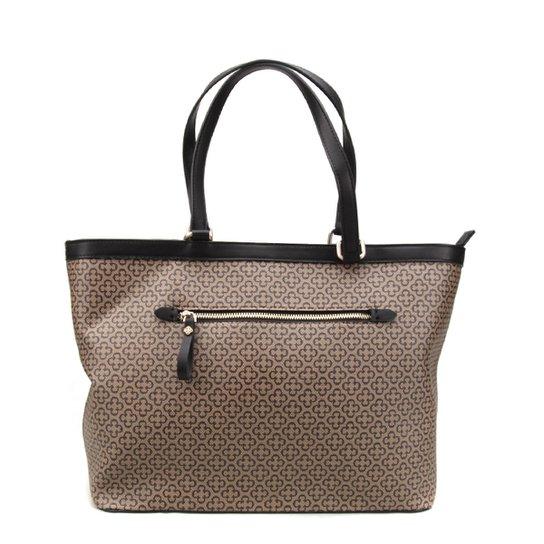 7db67b3637 Bolsa Capodarte Shopper Monograma Feminina - Compre Agora