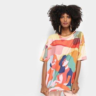 b9b7047d6 Cantão - Compre Blusas, Camisetas e Vestidos Cantão | Zattini