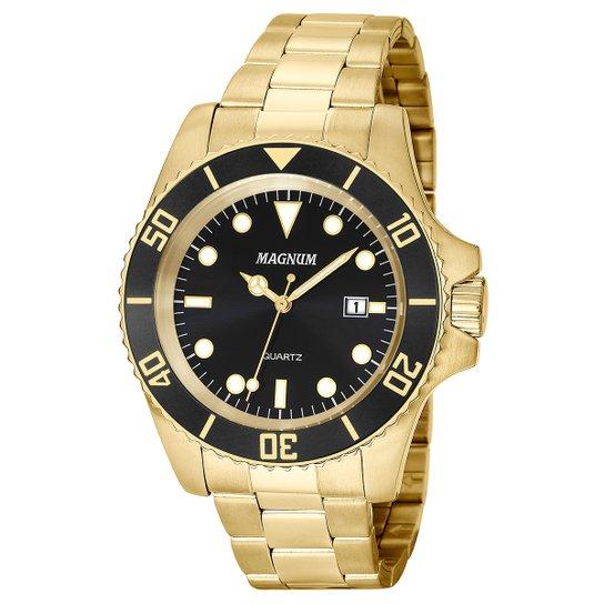 82f19a62bba Relógio Magnum Analógico MA33068U Masculino - Compre Agora