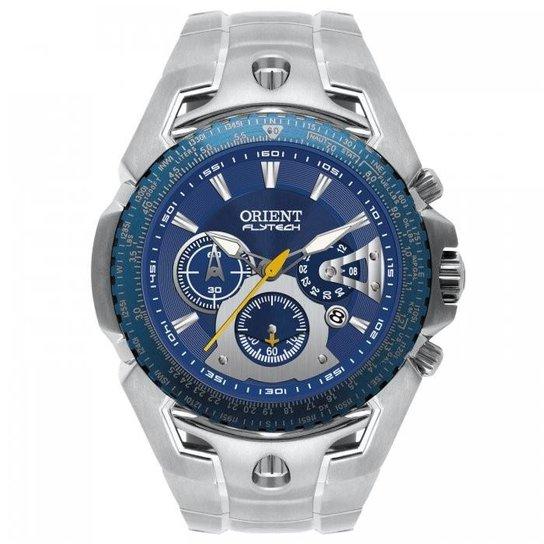 7dcf27c6ac3 Relógio Orient Flytech Titanium MBTTC006 D1SX - Compre Agora