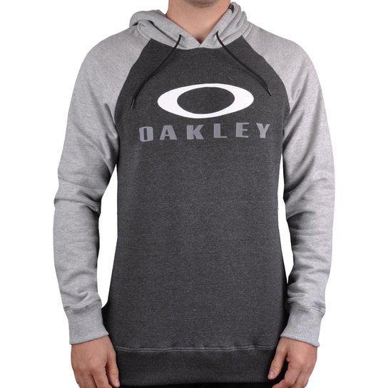 Moletom Oakley Ellipse Raglan Masculino - Compre Agora  d863c931387