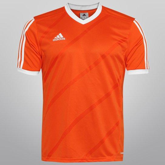 c502bc03fa Camisa Adidas Tabela 14 - Laranja Escuro+Branco