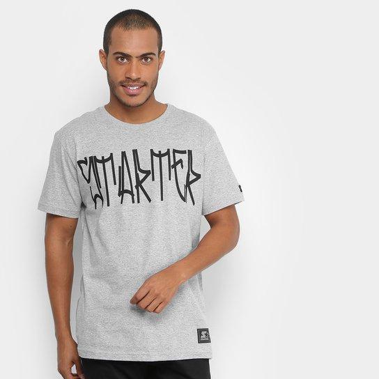 Camiseta Starter Pixo Masculina - Compre Agora  e5469b04066