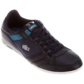 b832a1c94da Tênis Lacoste Masculino Azul