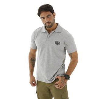 4cce090e08 Camisa Polo Everlast Algodão Básica Masculina