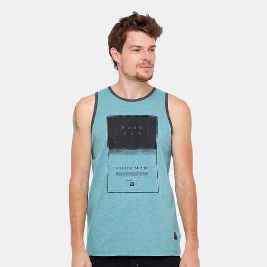 b5dbc55732 Camiseta Regata Hang Loose Silk Share Masculina - Compre Agora