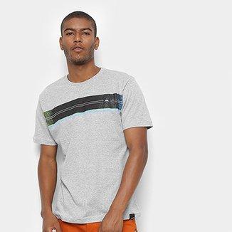 3fd89b038 Camiseta HD Estampada Ripple - Masculina