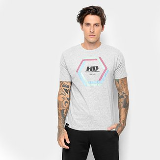 022e726dc Camiseta HD Colorful Corpo Masculina