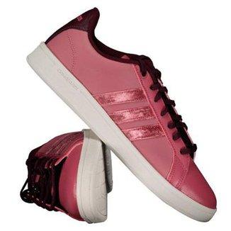 4473de0aee1 Tênis Adidas Feminino Bordô Tamanho 37