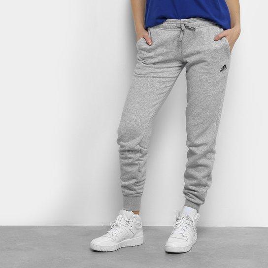 Calça Adidas Essential Solid Feminina - Compre Agora  15bfdcce32e