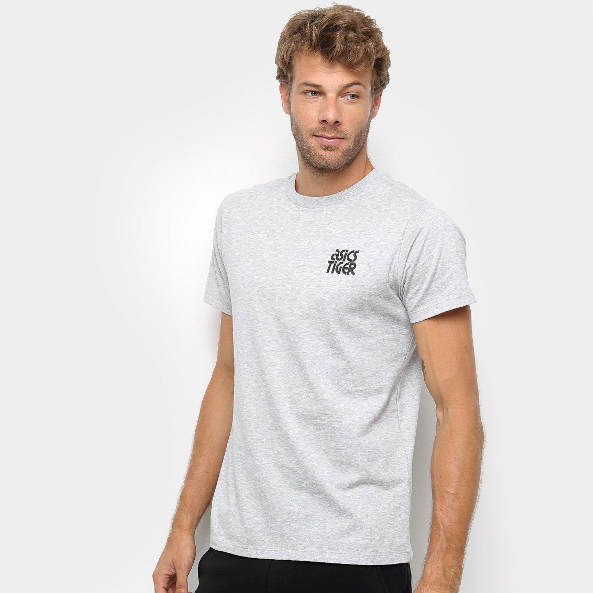Camiseta Asics Logo Masculino 240fa7ba52f46