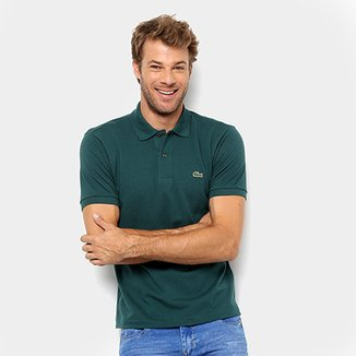 d4293bd137835 Camisa Polo Lacoste Original Fit Masculina
