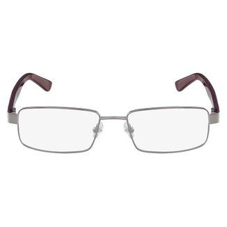 8ffe0c5960974 Armação Óculos de Grau Lacoste L2238 035 56