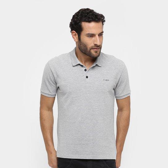 Camisa Polo Calvin Klein Piquet Básica Logo Bordado - Compre Agora ... f505ef6c02097
