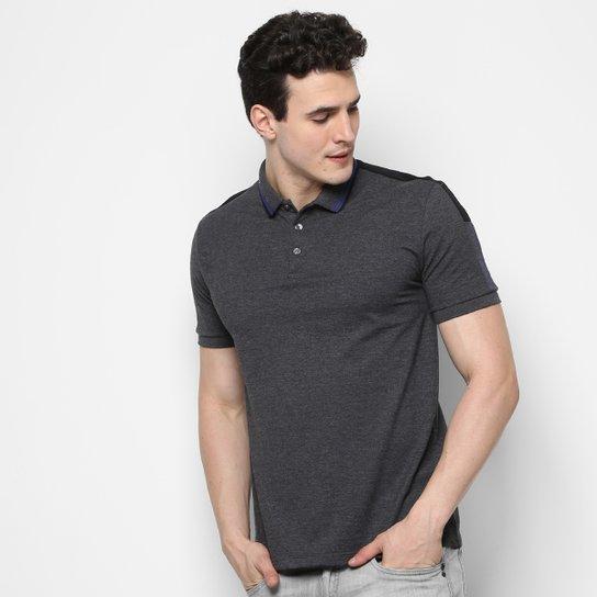 e402c3e0b4 Camisa Polo Calvin Klein Piquet Frisos Masculina - Compre Agora ...
