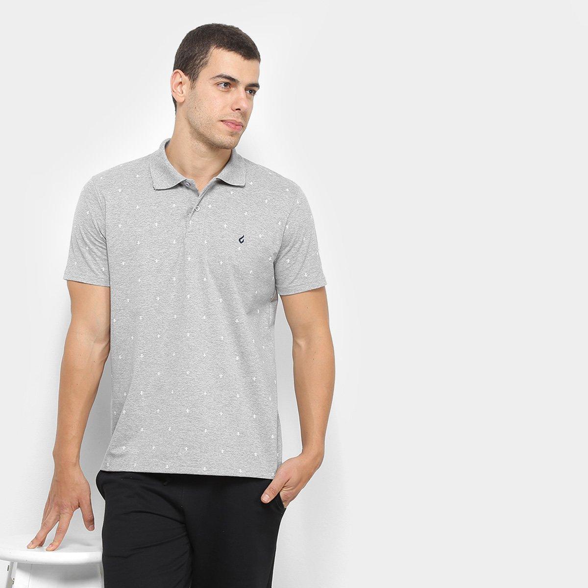 Camisa Polo Burn Full Masculina