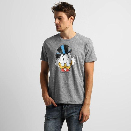 c889ac0ef6d50 Camiseta Colcci Tio Patinhas | Zattini