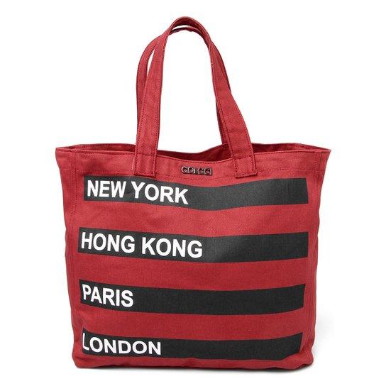 fc8426ad6 Bolsa Colcci Shopper Metrópoles - Compre Agora | Zattini