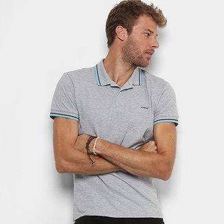 6223c5fff54ae Camisa Polo Colcci Listras Masculina