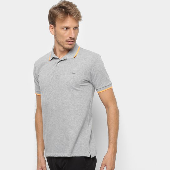 4931a75184 Camisa Polo Colcci Clássica Masculina - Mescla - Compre Agora