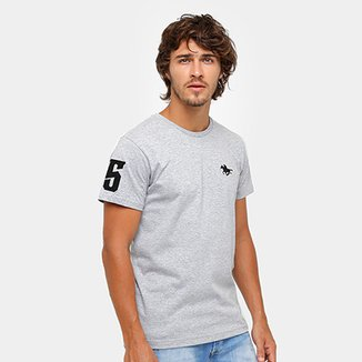 66d8eb5a70 Camiseta RG 518 Básica Bordada Masculina