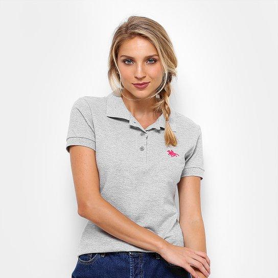 Camisa Polo RG 518 com Bordado Feminina - Compre Agora  7628062f56be4