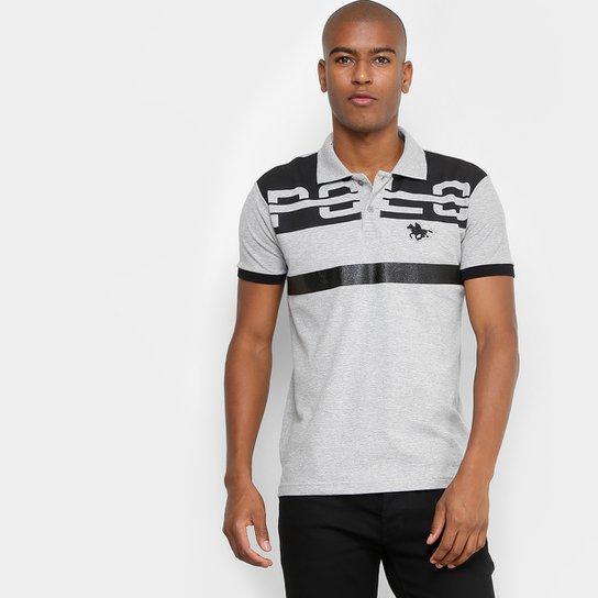 Camisa Polo Rg 518 Piquet Logo Bordado Masculina - Compre Agora ... a63a742b741f1