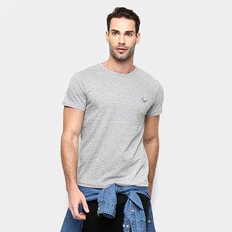 Camiseta RG 518 Listrada Masculina 71d932d553