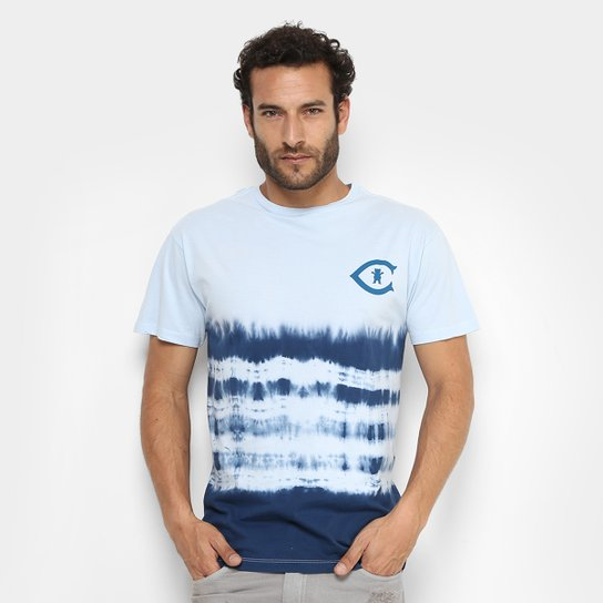 5c4355000 Camiseta Grizzly X Central Managua Tee Tie Dye Masculina - Colorido