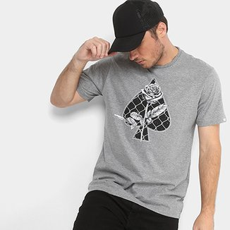 Camiseta MCD Wire Fence Masculina 60bddb3c5e5