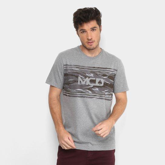 Camiseta MCD Camouflage Masculina - Mescla - Compre Agora  2f72bfba770