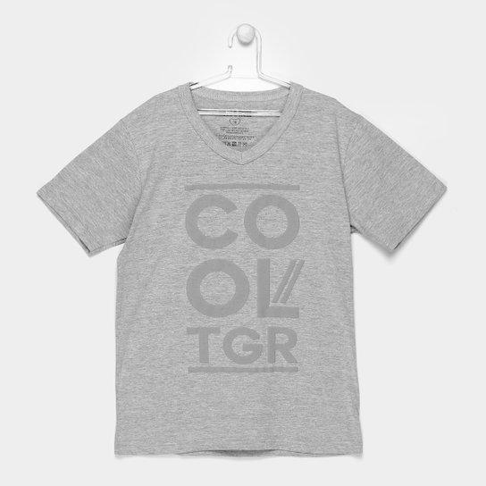 0882d763ff7d0 Camiseta Infantil Tigor T. Tigre Estampada Masculina - Compre Agora ...