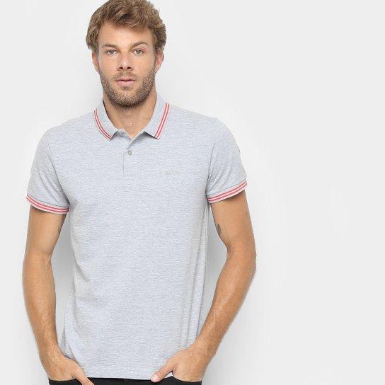 7fb9b395a9 Camisa Polo Sommer Clássica Masculina - Mescla - Compre Agora