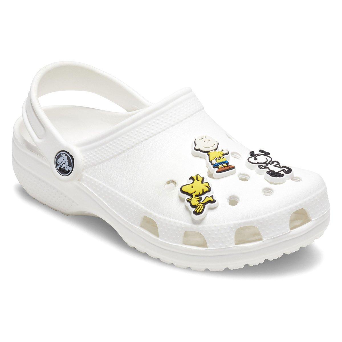 Jibbitz Infantil Crocs Peanuts 3 Pack