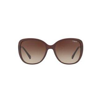 Óculos de Sol Vogue Retangular VO5154SB Feminino 3439e73797