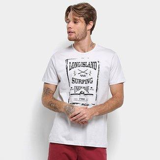 b16cee1a3b Camiseta Long Island Surfing Masculina