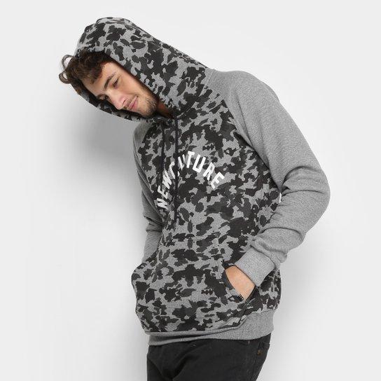 fb65457f165 Moletom New Skate Canguru Black Camuflage Masculino - Mescla ...