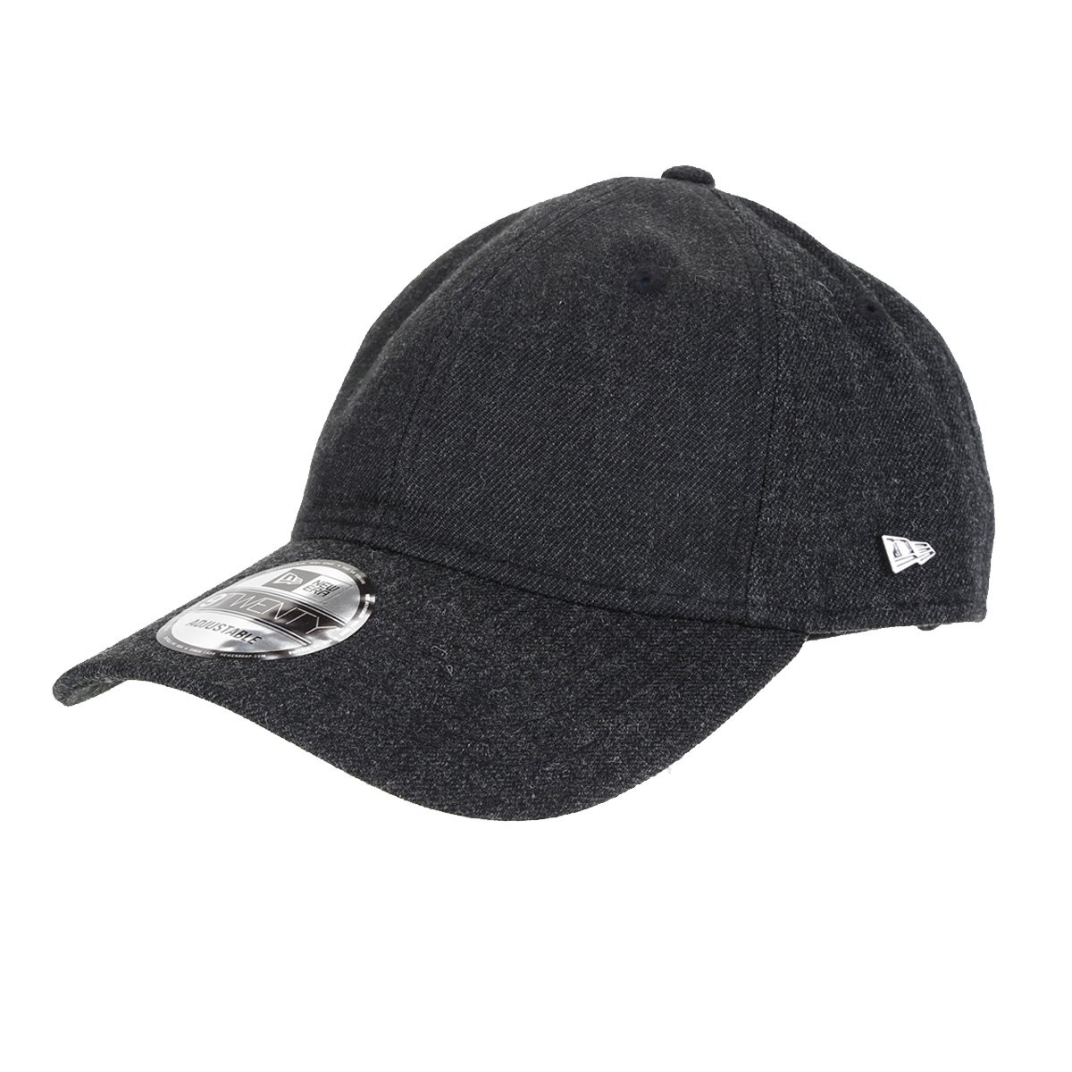 Boné New Era Aba Curva Strapback 920 Fashion CO Blk