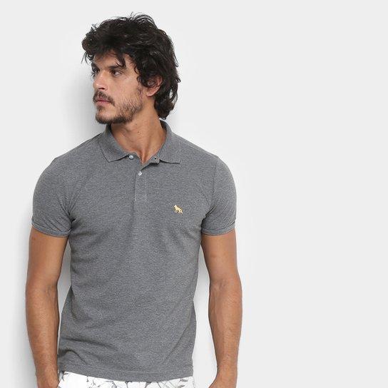 813ce79230f26 Camisa Polo Acostamento Bordado Masculina - Compre Agora
