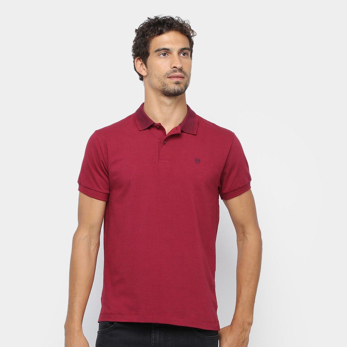 Camisa Polo Buckman Masculina