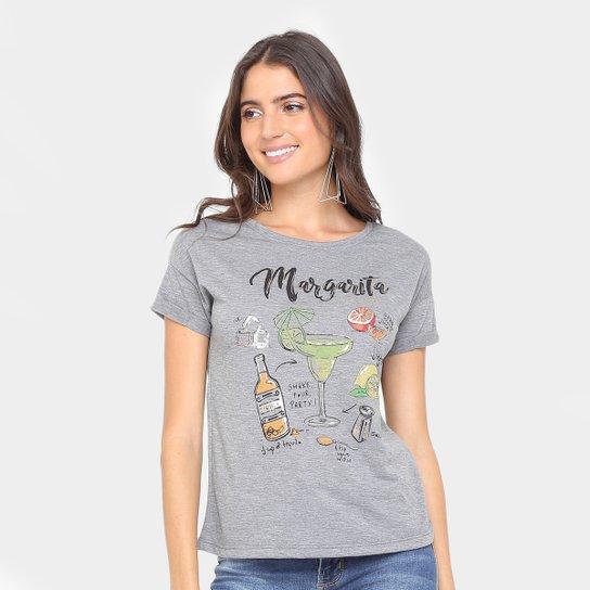 8ebb28273d5a6 Camiseta Sofie Margarita Silk Feminina - Compre Agora