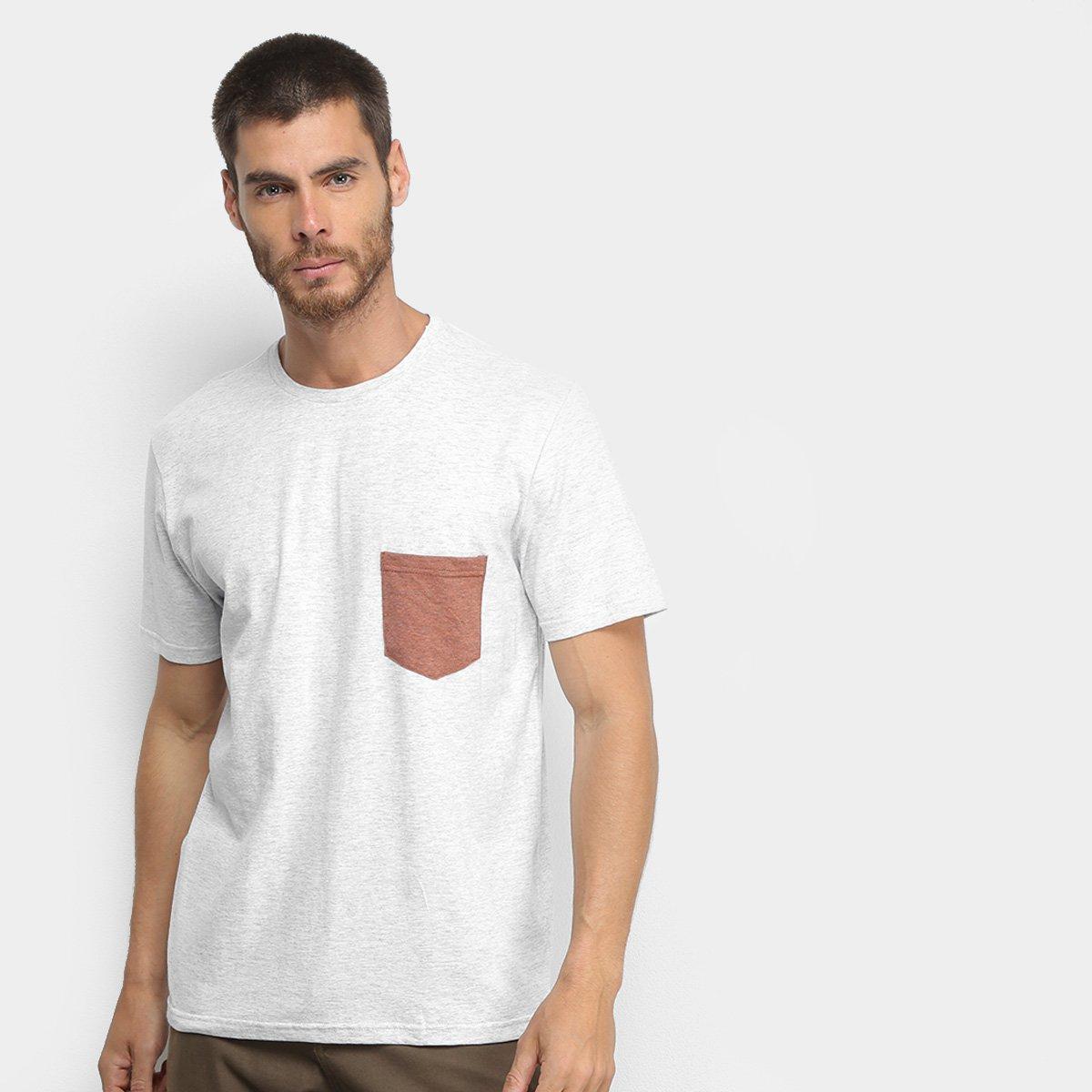 Camiseta Treebo Bolso Masculina